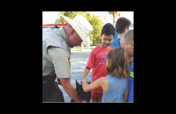 Ingleside on the Bay's 1st National Night Out